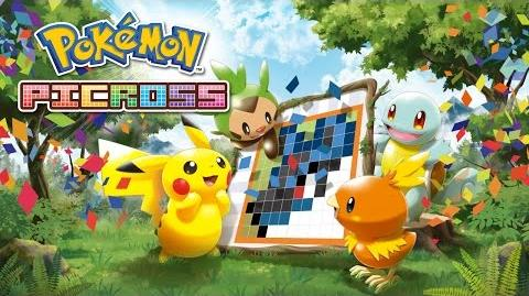 Turn Puzzles into Portraits with Pokémon Picross!