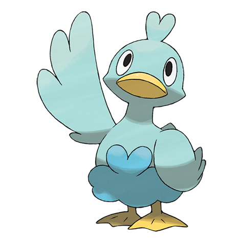 Ducklett Pok 233 Mon Wiki Fandom Powered By Wikia