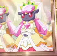 Diancie outfit