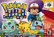Pokémon Puzzle League Box