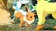 Virgil Glaceon Sand-Attack
