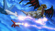 Latios Dragon Pulse