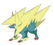 310Manectric-Mega XY anime