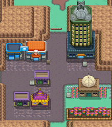 Lavender Town HGSS