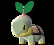 387Turtwig Pokemon Battle Revolution