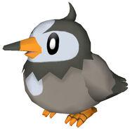 396Starly Pokémon PokéPark