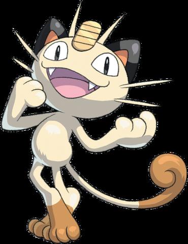 File:052Meowth Pokemon Conquest.png