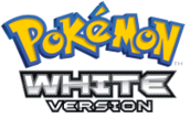 Pokemon White Logo