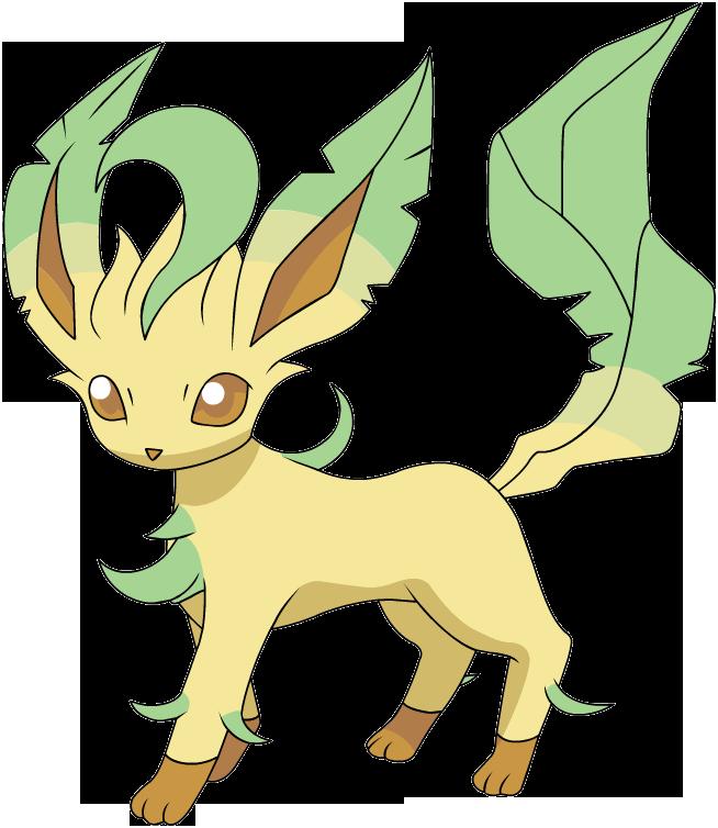 Leafeon | Pokémon Wiki | FANDOM powered by Wikia