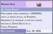 Spanish Darkrai