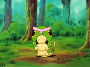 Ash Caterpie