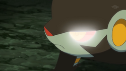 Clemont Luxray X-ray vision
