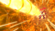 Flint Infernape Overheat