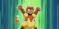 Elite Trainer's Magmar