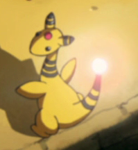Worker Ampharos