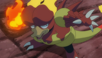 Magmar SM015 Fire Punch