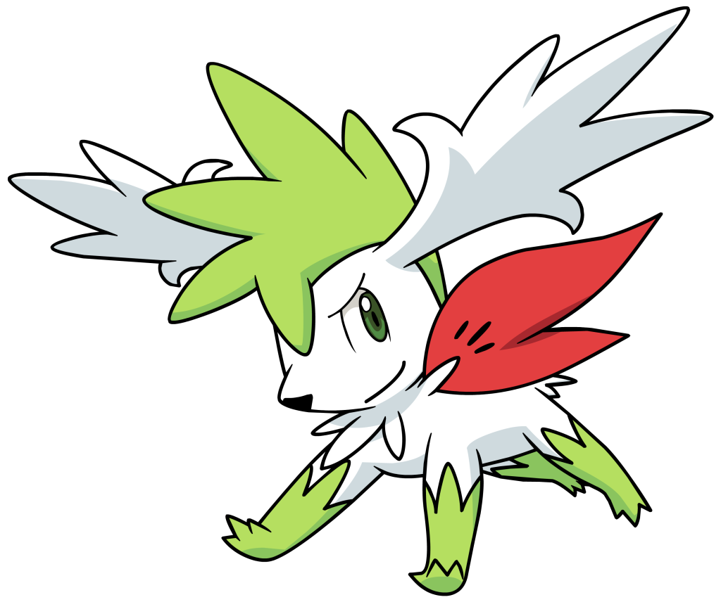 Shaymin | Pokémon Wiki | FANDOM powered by Wikia