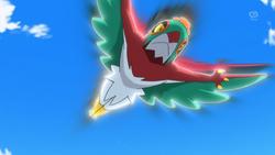 Ash Hawlucha Flying Press