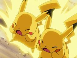Pikachutwo Thunderbolt