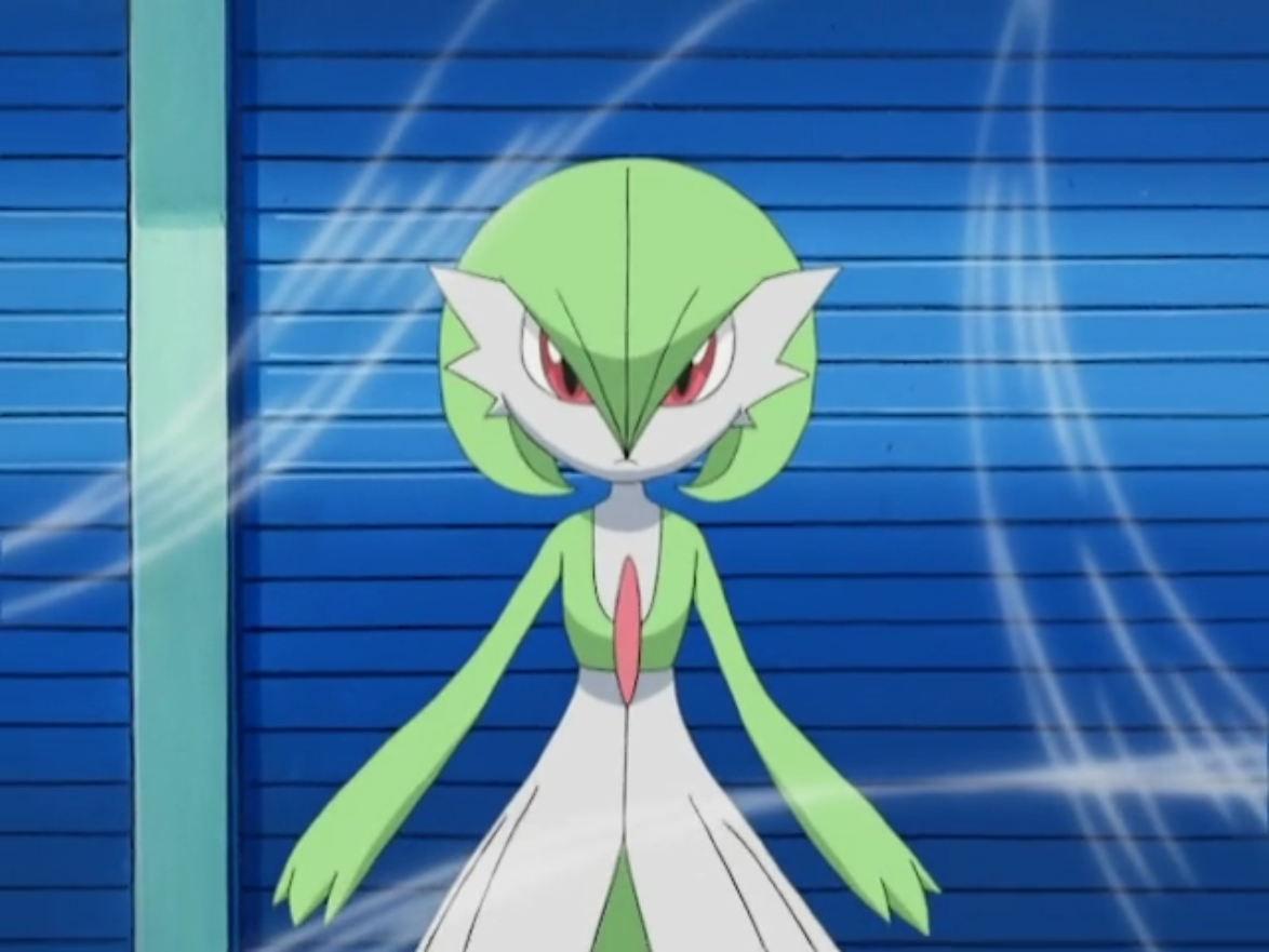 Melodi S Gardevoir Pok 233 Mon Wiki Fandom Powered By Wikia