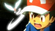 Ash's Fletchinder Razor Wind