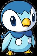 393Piplup Pokemon Ranger Guardian Signs