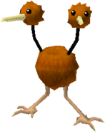 084Doduo Pokemon Stadium