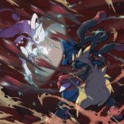 Mega Evolution artwork
