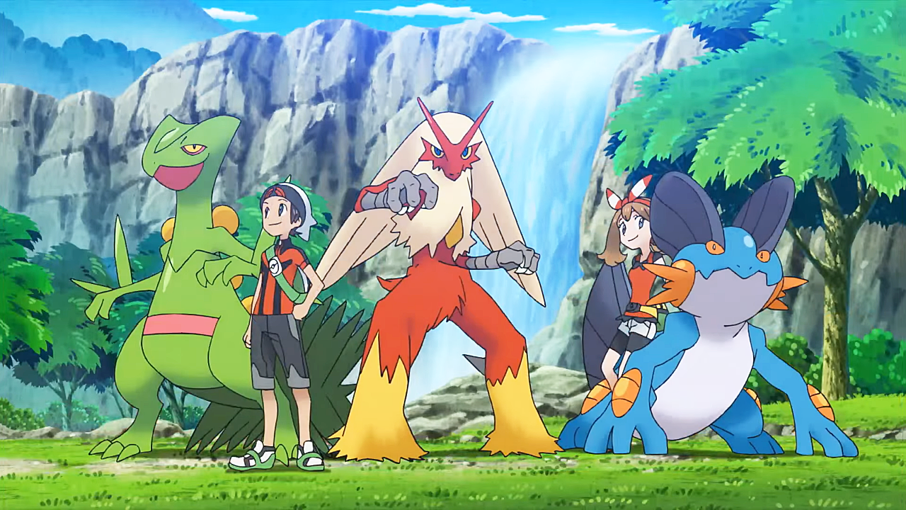 image - omega ruby and alpha sapphire animated trailer
