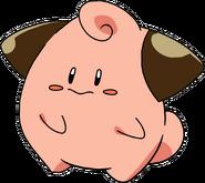 173Cleffa OS anime 2