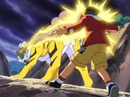 Raikou Thunder Shock