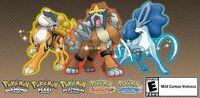Pokemon shiny trio