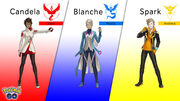 Pokemon Go Gym Leaders-0