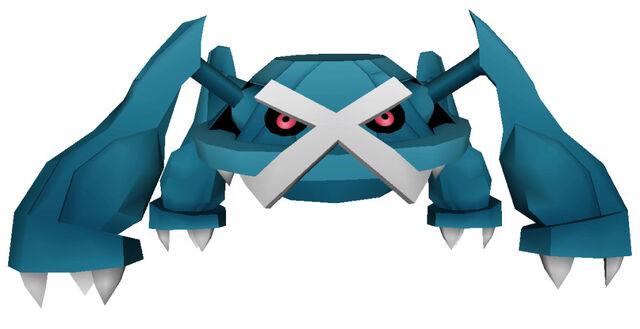File:376Metagross Pokemon PokéPark.jpg