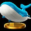 Wailord trophy SSBWU
