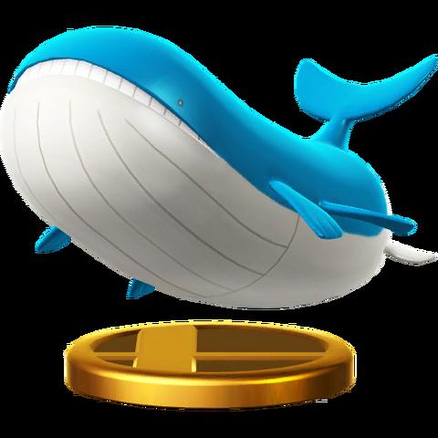 File:Wailord trophy SSBWU.png