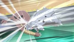 Giovanni Rhyhorn Horn Attack PO