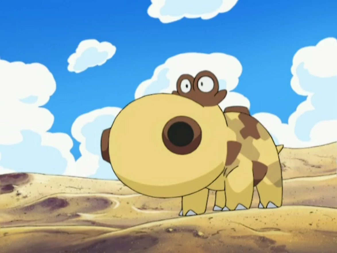 Hippopotas anime