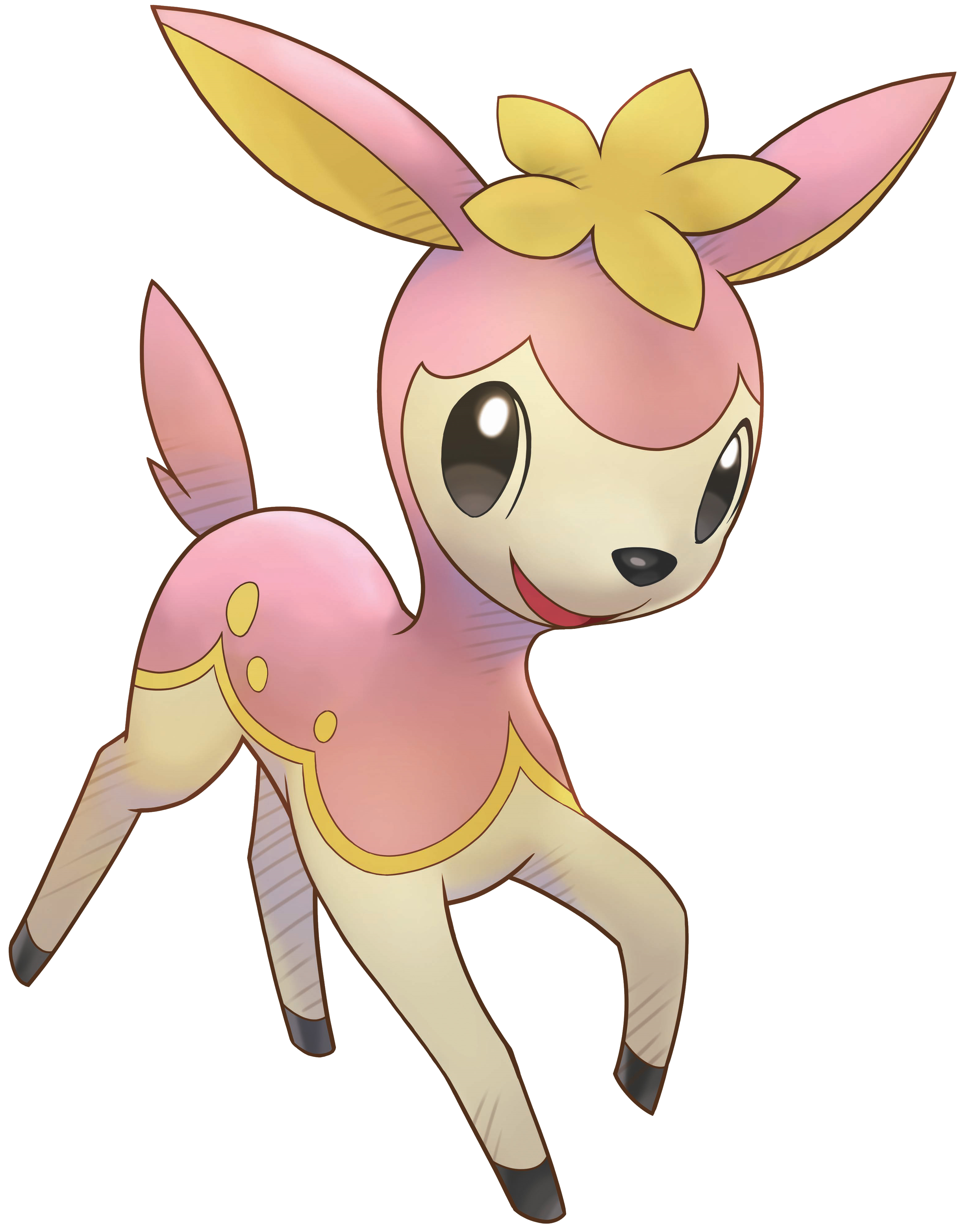 File:585Deerling Pokemon Super Mystery Dungeon.png