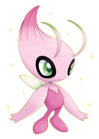 File:251Shiny Celebi Pokemon Mystery Dungeon Explorers of Time and Darkness.jpg