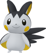 587Emolga Pokedex 3D