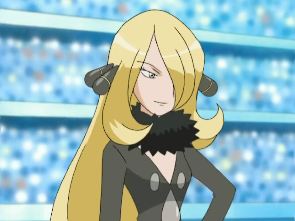 Dream Cynthia | Pokémon Wiki | FANDOM powered by Wikia