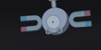 International Police's Magnemite