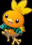 255Torchic Pokémon Super Mystery Dungeon