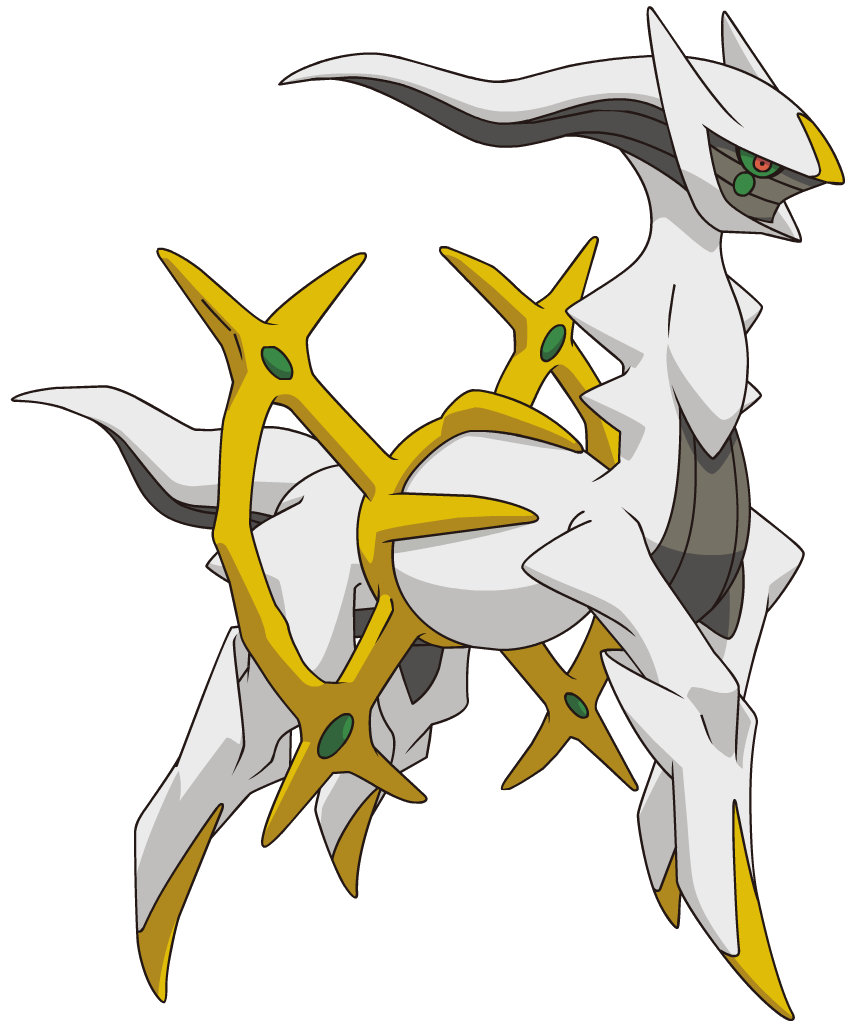 Arceus Pok 233 Mon Wiki Fandom Powered By Wikia