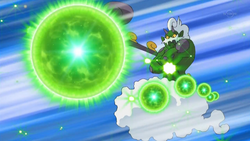 Tornadus Hidden Power