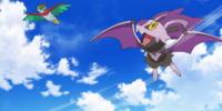 XY077: A Relay in the Sky!