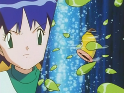 Erika Weepinbell Razor Leaf