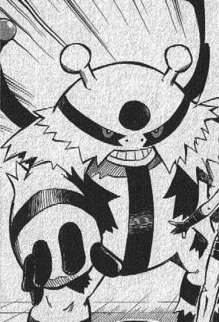 Mitsumi's Electivire