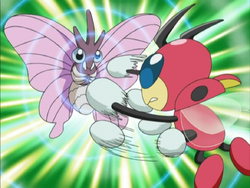 Team Rocket Venomoth Supersonic